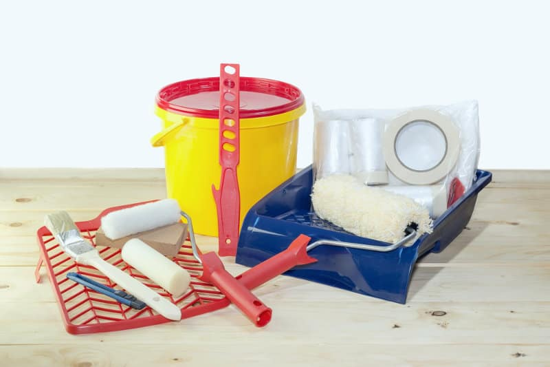 Wall Painting Equipment The Tools You Need To Paint A