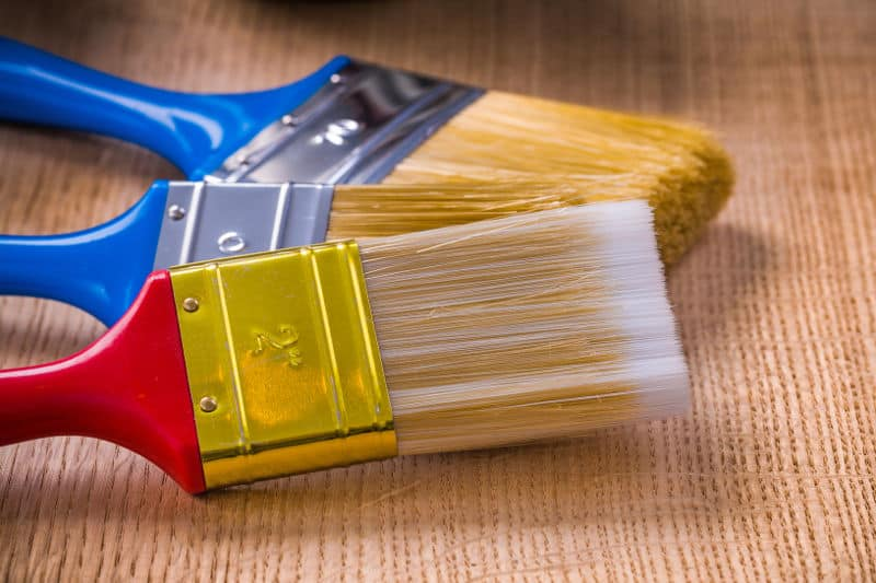 Best paint brush for smooth finish