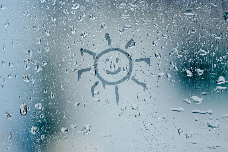 Condensation on window: Is it a permanent or temporary problem?