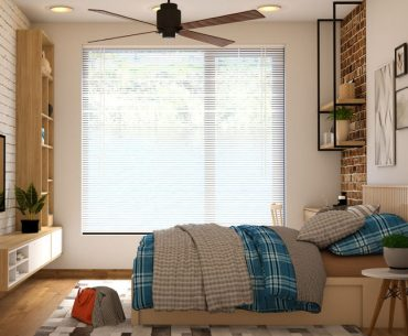 Average Size Bedroom