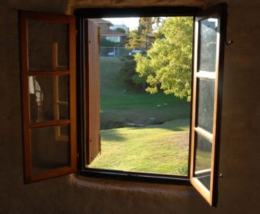 Does opening windows reduce damp?