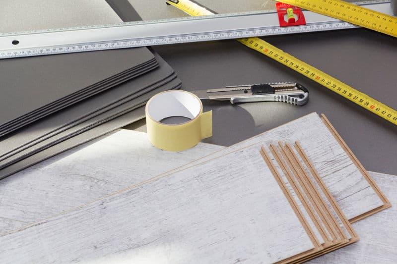 Best underlayment for soundproofing laminate and hardwood floor.