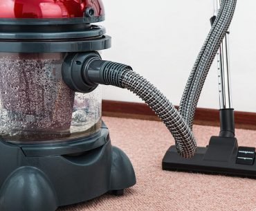 Can you vacuum water with shop vac or normal vacuum.