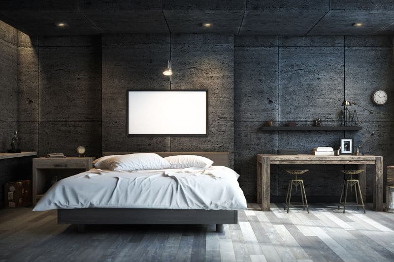 Ideas For Matching Your Wall Colors And Furniture With Gray Floors