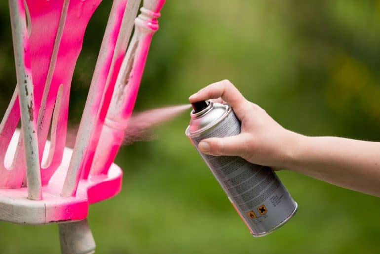 How long does it take spray paint to dry? Tips for speeding up the process.