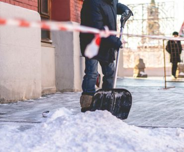 Home remedies for melting ice on driveways and sidewalks.