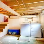How to soundproof a basement ceiling.
