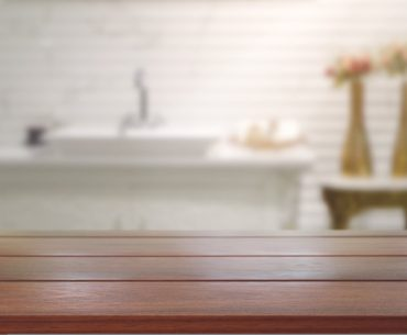 How to waterproof wood for bathroom.
