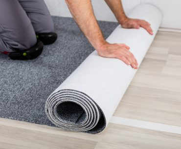 What is the standard width of carpet.