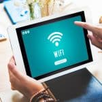 How to block WiFi signal from leaving the room.