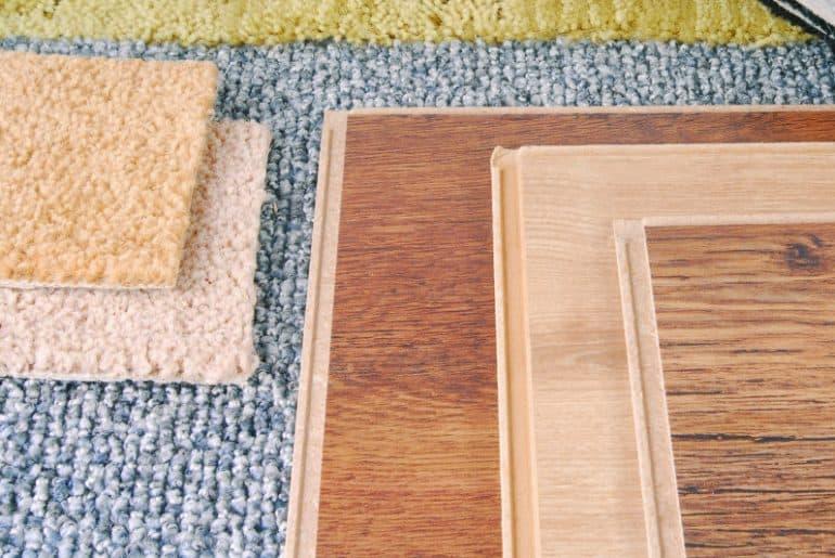 Installing laminate over carpet - Is it a good idea?