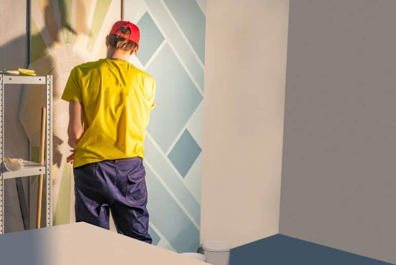 Best interior wall materials and finishes.