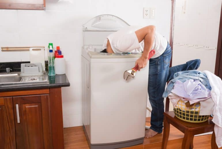 How to reduce washing machine noise. Tips to make your washer quieter.