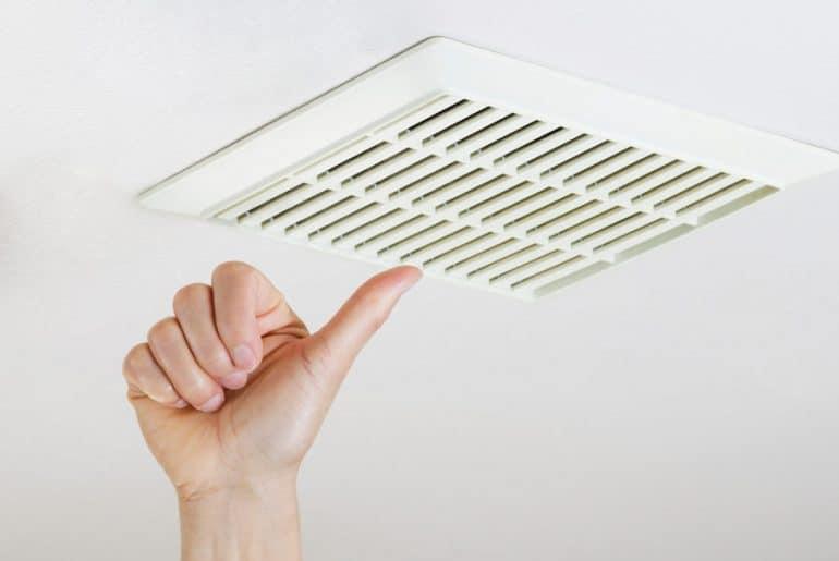 Best bathroom fan with humidity sensor.