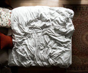 How to fix a sagging mattress. Mattress indentation.