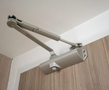 How to install a door closer and then maintain it.