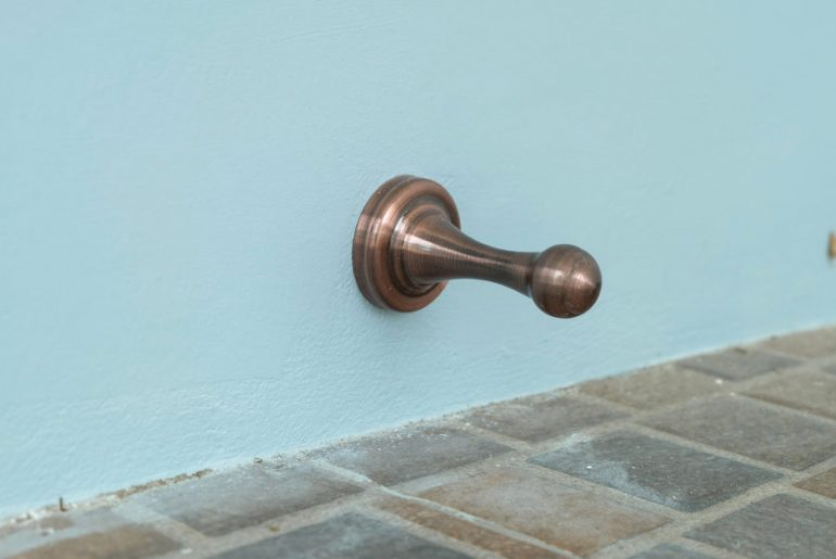 Learn how to install a door stopper.