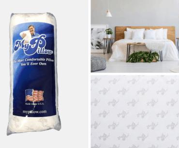 My Pillow Classic vs. Premium.