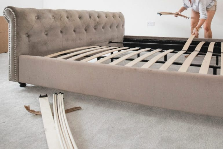 Best quiet bed frames that do not squeak.