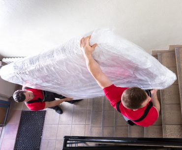 The best ways to ship a mattress when moving. And is it worth it in the first place.