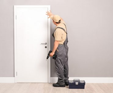 Fixing misaligned doors: How to do it yourself.