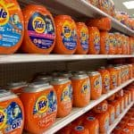 Do Tide pods have a softener?