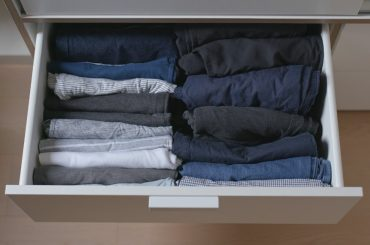 Keeping clothes smelling fresh in drawers