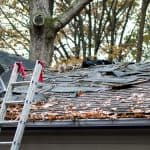 The best ladder to use for roofing.