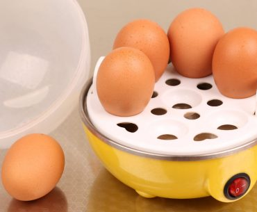 Electric egg cookers offer you an easy way to prepare eggs.