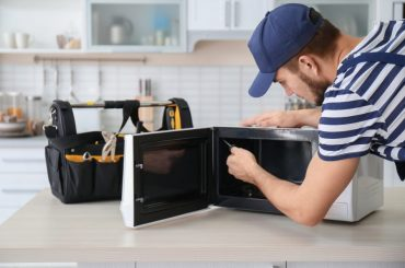 How to fix a noisy microwave.