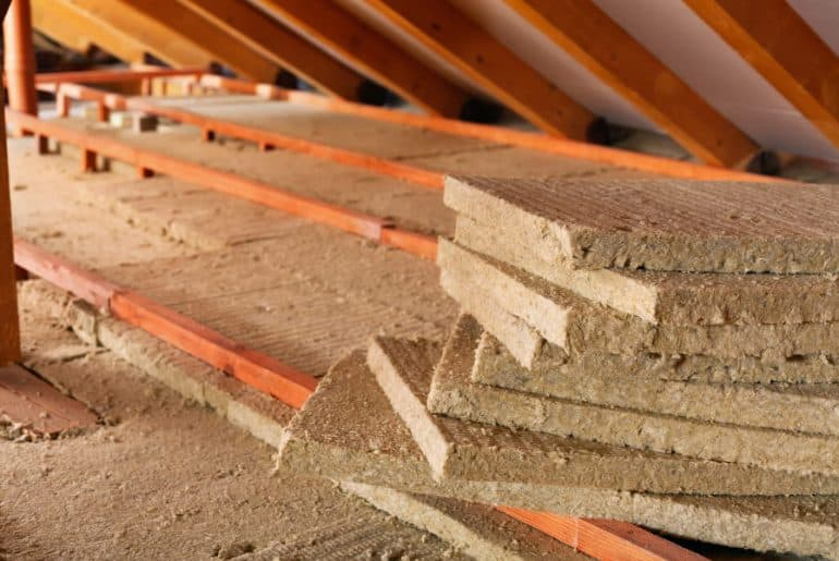 The best insulation for soundproofing walls and ceilings.