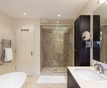Shower wall options: what is the best material to use for shower walls.