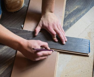 How to soundproof a floor in an apartment or house.