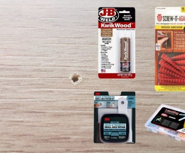 Best screw hole repair kits.