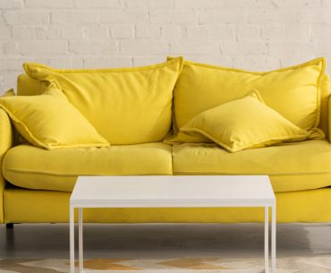 How to keep couch/sofa cushions from sliding. 4 best ways to make it happen.