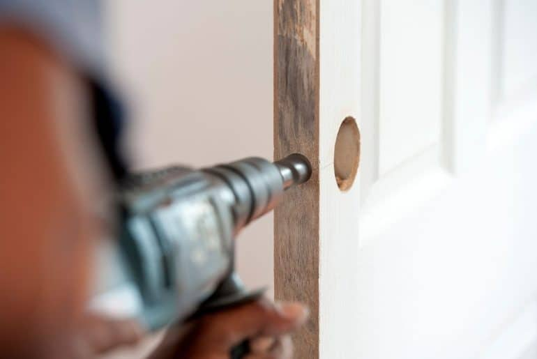 The best pocket door hardware and how to install it.