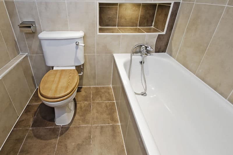 Wood toilet seat: The pros and cons.