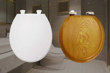 Wood and plastic toilet seat: Which one is better?