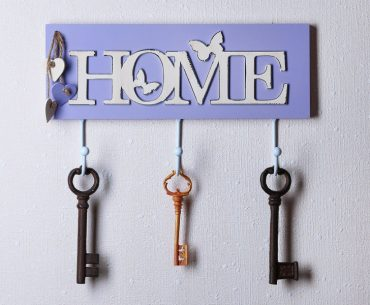 Best place to keep your keys at home.