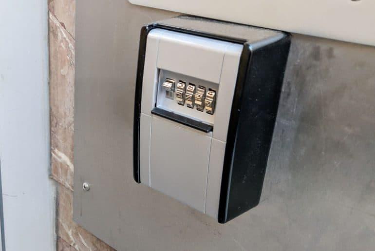 Key vault: A good place to hide safe keys.