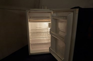 What are the dimensions of a mini-fridge (small, large, wine cooler, etc).