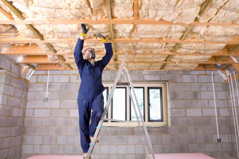 Insulation For Basement Ceilings, Basement Ceiling Insulation Cover