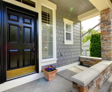 Front door: How much does it cost?