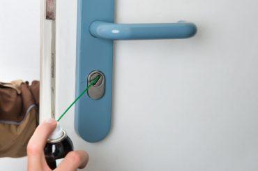 The best lubricant for door locks.